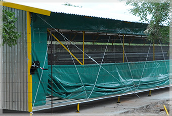 Poultry curtain Tarpaulin, Dolphin Impex, PP/HDPE Tarpaulin, Tarpaulin manufacturer, laminated HDPE/PP tarpaulin, Poultry curtain Tarpaulin manufacturer gujarat, Tarpaulin manufacturer India, tarpaulin suppliers, waterproof Tarpaulin, Poultry curtain HDPE Tarpaulin